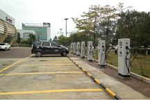 2020年广西柳州全市将建成充电桩15000个