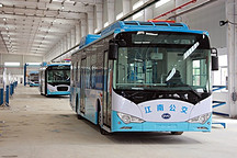 南京2017年调整公交补贴方案,新能源汽车给予使用补贴