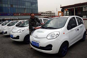 天津50辆纯电动共享汽车上线,采用双重计费模式