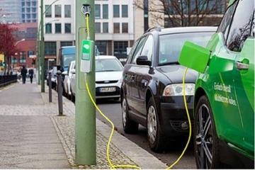 德国启动电动车充电基础设施建设计划