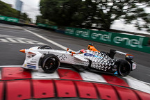 Faraday Future龙之队在布宜诺斯艾利斯ePrix比赛中获得双倍积分