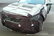 8月投产 国产起亚K5插电式混动版谍照
