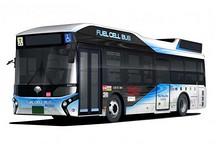 丰田已经向东京交通局交付首批燃料电池巴士