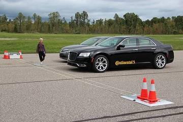 为实现SAE 4级自动驾驶,大陆演示多项新型传感和控制技术