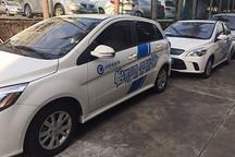 """珠海共享汽车""""启动"""" 将在全市投入300辆"""