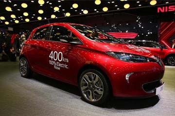 全球1月新能源乘用车销量排行:聆风重夺冠军,雷诺Zoe400勇获第二
