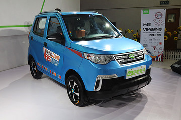 乐唯携多款车型登陆济南车展 乐唯V3S锂电版正式发布