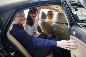 滴滴设立海外首家AI实验室 研究智能驾驶和人工智能