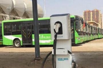 甘肃景泰首家新能源充电站建成投运