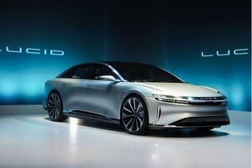 中资支持的Lucid公布首款电动汽车价格 对标特斯拉