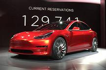 特斯拉停售入门级Model S 今年将推出Model 3