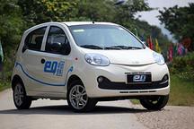 奇瑞汽车股份有限公司召回部分奇瑞新能源eQ电动汽车