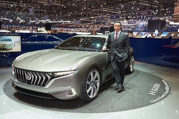 总投资120亿 京威股份拟联手正道集团造高端新能源汽车