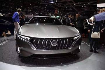 """仰融""""代言""""新能源车要来2017上海车展,放话挑战特斯拉"""