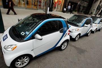 规避共享单车暴露的问题,共享汽车大有可为