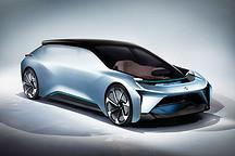 蔚来汽车EVE纯电动概念车大片首次曝光 未来的生活竟然是这样