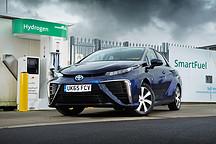 英国政府投资2300万英镑 完善氢燃料车基础设施