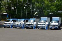 重庆新能源汽车监测平台升级,已接入车辆1118辆新能源车