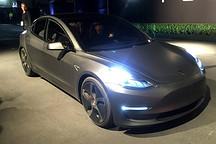一周新车 | 疑似北汽EX300L谍照曝光;特斯拉未来将推性能版MODEL 3量产车