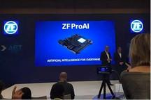 采埃孚与英伟达推出ZF ProAI系统 实现V2V和实时监控