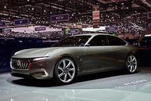奢华优雅从容有度 零距离体验全球首款生态可持续型电驱动概念车正道H600