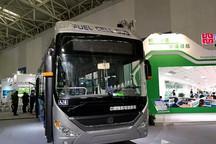 """一见""""氢""""心,中通12米燃料电池客车正式发布"""