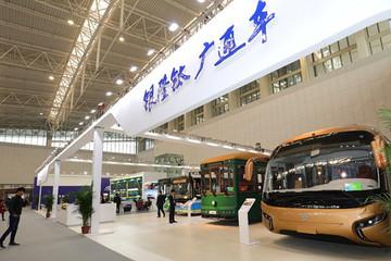新能源创新先锋 ∣ 银隆钛闪耀亮相2017天津展会