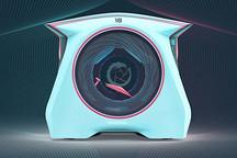 网友神评长安自动驾驶概念车:洗衣机成精啊!