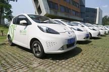 新能源汽车玩分时租赁,会是小黄车的结局吗?