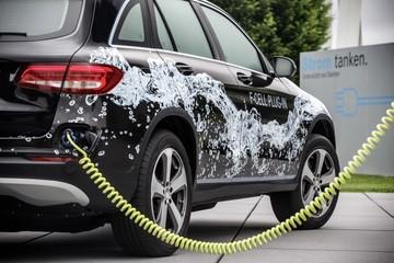氢燃料电池汽车将不再是戴姆勒首要研发对象