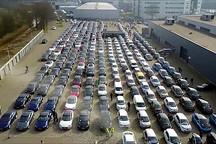荷兰人民真会玩 746辆电动汽车聚会游行创吉尼斯纪录