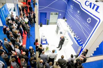 """宁德时代在欧洲电池展首次提出动力电池""""五大黄金法则"""""""