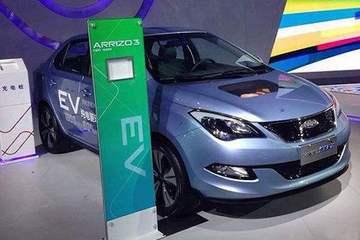 奇瑞销量最高的艾瑞泽5将推电动版 续航300km