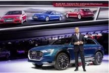保时捷和奥迪宣布将共享平台打造电动车