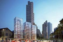纽约建筑事务上海分部所提出电动汽车概念充电塔