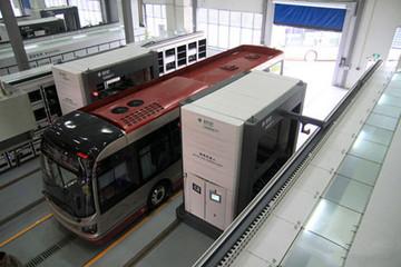 南京市电动客车换电服务费涨价,从4月1日执行