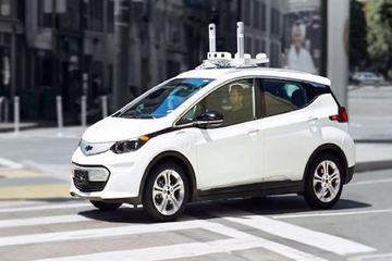 通用今年斥资6亿美元投资自动驾驶技术