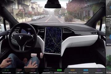 升级硬件规格 特斯拉再度加码自动驾驶技术研发