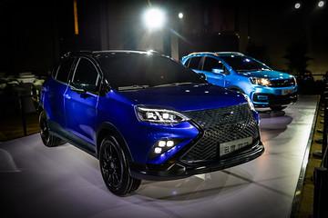 """云度将携 """"双子座""""两款车型及第三款产品概念车型亮相上海车展"""
