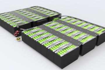 科技部:电动汽车动力电池能量密度达到260Wh/kg