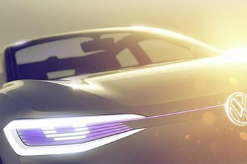 大众上海车展将发布全新电动跨界车,或2020年量产