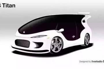 苹果首次公开承认无人驾驶汽车计划