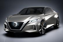 汇聚智行科技,日产汽车Vmotion 2.0概念车中国首演