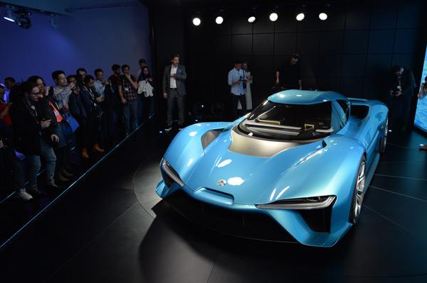 蔚来EP9电动超跑开启预售:限量10台,全球售价148万美元