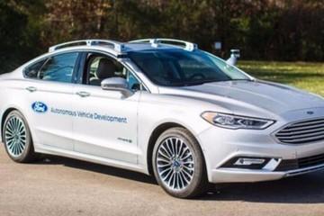 福特:消费者最早2025年可以买到自动驾驶汽车