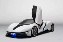 """北汽新能源""""三剑客"""":超级电动跑车将在三季度上市"""