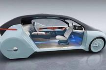 视频丨延锋YF17自动驾驶概念车,关于未来汽车的想象