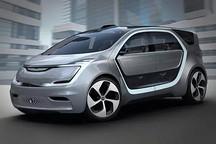 菲亚特克莱斯勒Portal概念车 定义未来生活空间