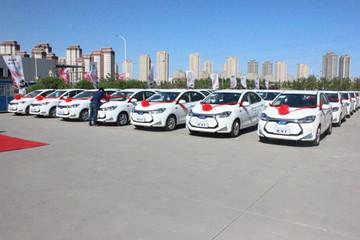 iEV7上市即获百台大订单 江淮拓展新能源市场