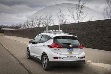 通用汽车秘密申请毫米波雷达测试 想要打造世界上最大的自动驾驶车队